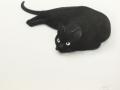 作品1.黒猫見上げる